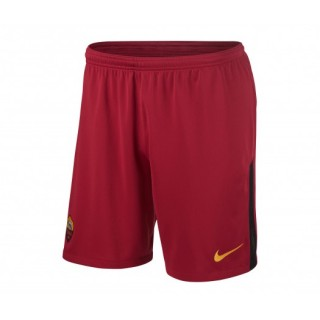 Short Nike AS Roma Domicile 2017/18 Rouge Enfant