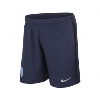 Short Nike Angleterre Extérieur 2017 Bleu