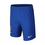 Short Nike Brésil Extérieur 2016/17 Bleu Enfant