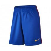 Short Nike FC Barcelone Domicile 2016/17 Bleu
