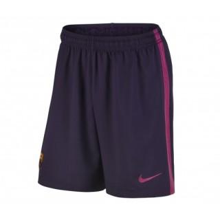 Short Nike FC Barcelone Extérieur 2016/17 Violet