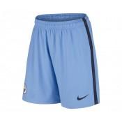 Short Nike Manchester City Domicile 2016/17 Bleu Enfant