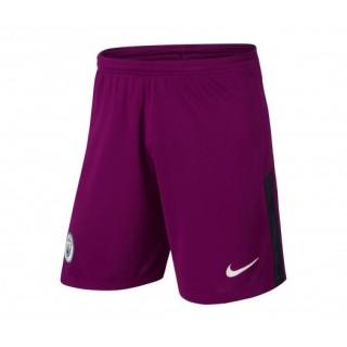 Short Nike Manchester City Extérieur 2017/18 Violet
