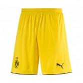Short Puma Borussia Dortmund Domicile 2016/18 Jaune
