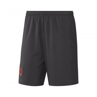 Short Woven adidas Manchester United Gris