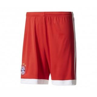 Short adidas Bayern Munich Domicile 2017/18 Rouge
