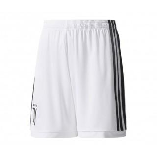 Short adidas Juventus Domicile 2017/18 Blanc