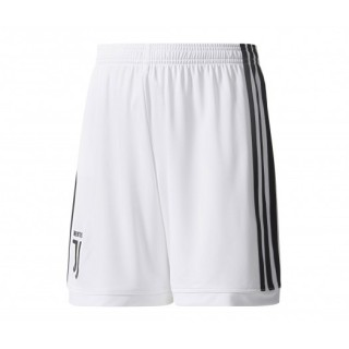 Short adidas Juventus Domicile 2017/18 Blanc Enfant