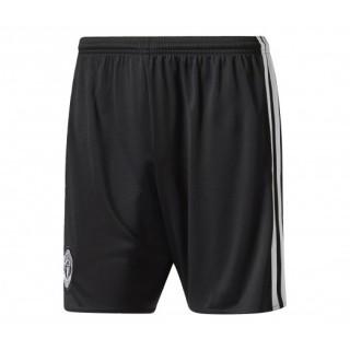 Short adidas Manchester United Extérieur 2017/18 Noir