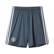 Short adidas Manchester United Third 2016/17 Gris Enfant