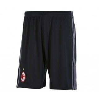 Short adidas Milan AC Domicile 2016/17 noir