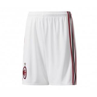 Short adidas Milan AC Domicile 2017/18 Blanc