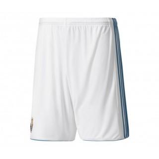 Short adidas Real Madrid Domicile 2017/18 Blanc