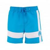 Short de Bain Olympique de Marseille Bleu