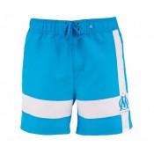 Short de bain Olympique de Marseille Bleu Enfant