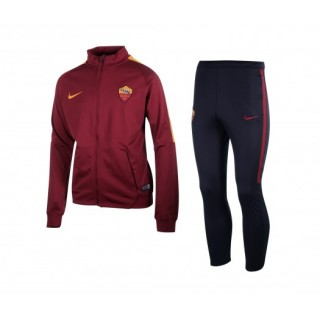 Survêtement Nike AS Roma Rouge Enfant