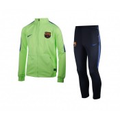 Survêtement Nike FC Barcelone Vert et Bleu Enfant