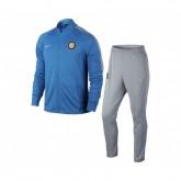 Survêtement Nike Inter Milan Bleu et Gris