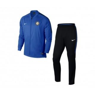 Survêtement Nike Inter Milan Squad Bleu/Noir