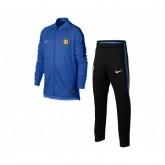 Survêtement Nike Inter Milan Squad Bleu/Noir Enfant