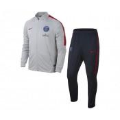 Survêtement Nike Paris Saint-Germain Dry Noir et Gris
