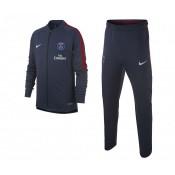 Survêtement Nike Paris Saint-Germain Squad Bleu Enfant