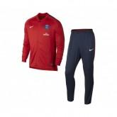 Survêtement Nike Paris Saint-Germain Squad Rouge et Bleu