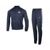Survêtement Présentation Nike Inter Milan Bleu Enfant