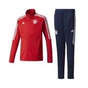 Survêtement adidas Bayern Munich Rouge et Bleu Enfant