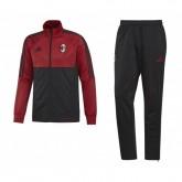 Survêtement adidas Milan AC Noir et Rouge