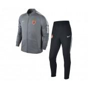 Survêtement de Présentation Nike Monaco 2016/17 Gris et Noir