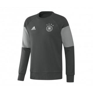 Sweat-Shirt Allemagne Noir Gris