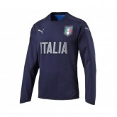 Sweat-Shirt Casual Italie Marine