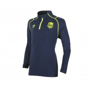 Sweat-Shirt Training FC Nantes Marine/Jaune