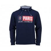 Sweat à capuche Paris Saint-Germain Bleu Enfant