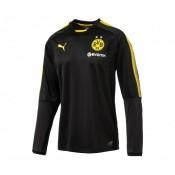 Sweat entraînement Puma Borussia Dortmund Noir Enfant