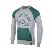Sweat-shirt AS Saint-Étienne Fan Gris