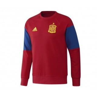 Sweat-shirt Espagne Rouge