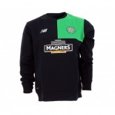 Sweat-shirt New Balance Celtic Noir