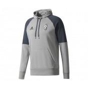 Sweat-shirt à capuche adidas Juventus Gris
