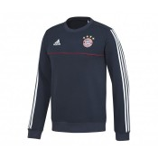 Sweat-shirt adidas Bayern Munich Bleu