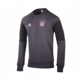 Sweat-shirt adidas Bayern Munich Gris