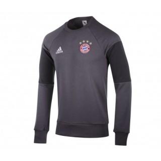 Sweat-shirt adidas Bayern Munich Gris