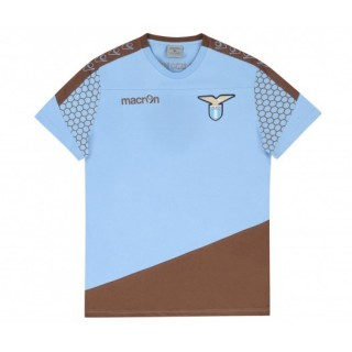 T-Shirt Lazio Ciel/Marron