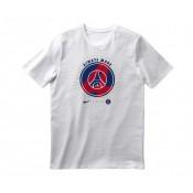 T-Shirt PSG ALWAYS MORE Quadruplé 2015 Blanc