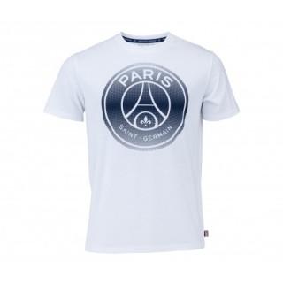 T-Shirt PSG Big Logo Blanc Enfant