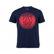 T-Shirt Paris Saint-Germain Big Logo Bleu