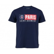 T-Shirt Paris-Saint-Germain Bleu