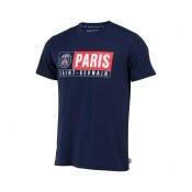 T-Shirt Paris-Saint-Germain Bleu Enfant