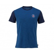 T-Shirt Paris Saint-Germain Logo Bleu